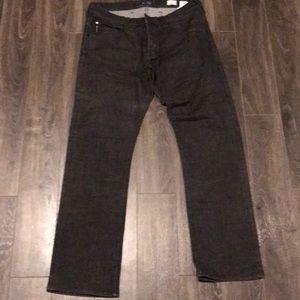 Straight leg Armani Jeans! Get'em!